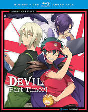 The Devil is a Part Timer: The Complete Series (Blu-ray Disc, 2016, 4-Disc Set)