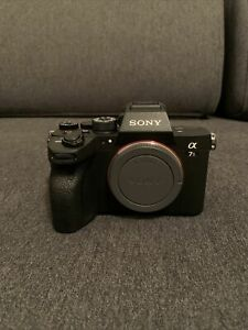 Sony Alpha a7Siii 12.2 MP Digital SLR Camera - Black (Body Only)