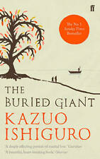The Buried Giant, Ishiguro, Kazuo, New