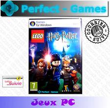 LEGO HARRY POTTER année 1 à 4 PC Games jeux PC neuf new sous blister