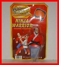VINTAGE 1985 IMPERIAL KARATE DEFENDERS - NINJA WARRIOR #2 - CARDED - MOTU KO