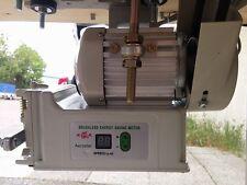Stitch für Stitch ab 0 RPM  AC Motor 750 Watt für Dürkopp Adler PFAFF Singer