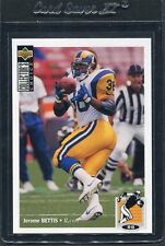 1994 Collectors Choice Jerome Bettis #116 Mint