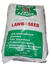 Kentucky 31 Lawn & field Tall Fescue Grass Seed 20 Pounds FREE SHIPPING!!