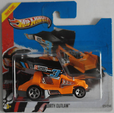 Hot wheels-Dirty Outlaw Orange Nouveau/OVP