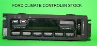 2003 - 2011 Ford Crown Victoria, Grand Marquis HVAC Auto Climate Heater Control