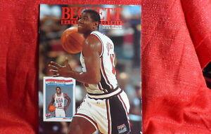 NBA Beckett Magazine Los Angeles Lakers Magic Johnson Dream Team Sept 1992