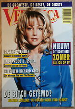 Clippings cuttings - HEATHER LOCKLEAR - 3 Covers 6 pages - S-232