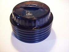 6 High Temp Plastic Restaurant Cafeteria Food Service Domes - Plate covers 8 in.