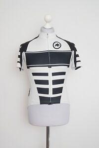 Assos Cycling Jersey Full Zip Size S