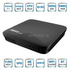 M8S PRO OTA Android 7.1 Smart Tv Box Amlogic S912 Octa Core DDR4 WIFI BT4.1 T0Z0