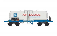 Jouef HJ6181 HO Gauge SNCF L'Air Liquid Bogie Tank Wagon V