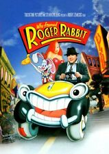 Who framed Roger Rabbit Movie Poster 24x36