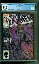 Uncanny X-Men 198 CGC 9.6 NM+ Forge appearance Barry Windsor-Smith cover & art