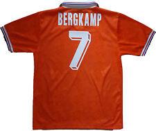 maglia Olanda Bergkamp Euro 1992 vintage jersey shirt Lotto netherlands L