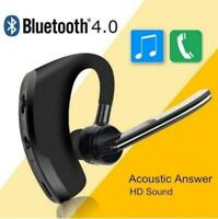 Bluetooth Wireless Headset Stereo  Earphone Sport Handsfree Universal I5J5
