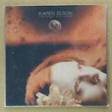 """KAREN ELSON - Ghost who walks **7""""-Vinyl**USA**NEW**TMR**(Jack White)"""