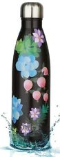 MIRA Insulated Double Wall Stainless Steel Water Bottle 17oz Paradise