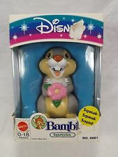 Disney Bambi Squeezies - Thumper - No. 6661 by Mattel