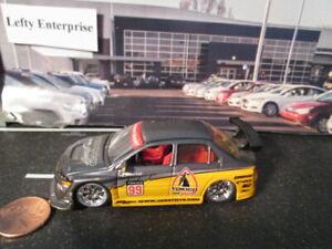 JADA Toys Import Racer Option D Mitsubishi Lancer Evolutution VIII - Used! Loose