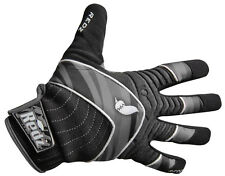 New Redz Paintball NV 2007 Gloves Gray Small grey eNVy