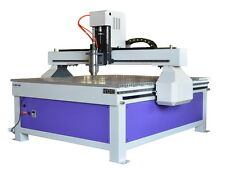 3KW CNC Router Engraver Miller 1300mmx1300mm, Sign Engraving Cutting+DSP system