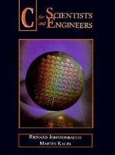 C for Scientists and Engineers by Richard Johnsonbaugh and Martin Kalin...