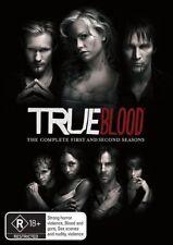True Blood : Season 1-2 (DVD, 2010, 10-Disc Set)