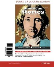 American Stories: A History of the United States, by Brands & New Access Code