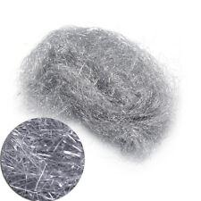 Silver color Flyart Pearl Ice Dub Fly tying material/Ultra Ice Dubbing TE LI
