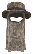 Drake Waterfowl OL Tom Big Bob Boonie Hat With Mask Bottomland Camo Large d15c9370816c