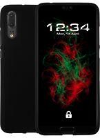 Funda Mate para Huawei P20 de Silicona Cubierta Protección Móvil Carcasa Estuche