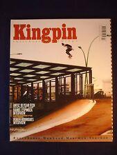 Kingpin - Skate magazine - August 2012 - Daniel Espinoza