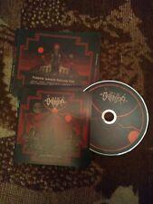 VIA DOLOROSA-from where i come-CD-black metal