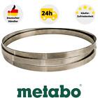 Metabo 0909057191 Bandsägeblatt 1712X12X0,36 A2 Sägeblatt Bandsäge