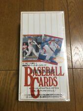 *VERY RARE* 1993 BBM Unopened Wax Box Possible Ichiro and Matsui True RC Wow!