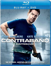 Contraband (Blu-Ray+ DVD) (Bilingue) (Blu-Ra Neuf Bleu
