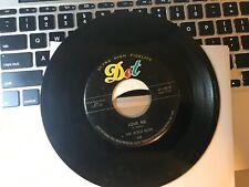 Novelty Instrumental 45 Rpm Record - The Jickle Boys - Dot 15818