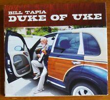 Bill Tapia - Duke of Uke (Digipak) CD - Buy 1 Item, Get 1 to 4 at 50% Off