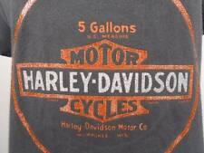 Beautiful Women's Large Harley-Davidson Dallas Texas Gray Short Sleeve T-Shirt