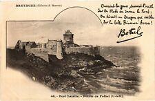 CPA  Fort Lalatte - Pointe de Réhel  (630485)