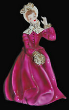 Florence Ceramics Clarissa Girl Figure with Outstretched Hand - STRIKING