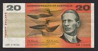 Australia R-402.  (1967) 20 Dollars - Coombs/Randall.. aVF-VF  Crisp
