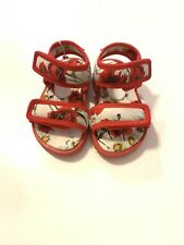 Toddler girls dolce and gabbana sandals