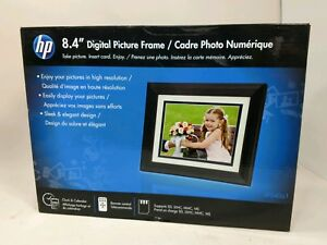 """New HP 8.4"""" Digital Picture Frame"""