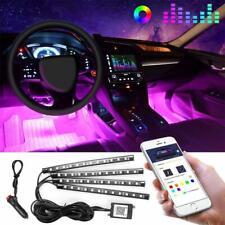 Auto Innenraum Beleuchtung LED Innenbeleuchtung Ambient Licht App Smartphone