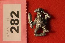 Citadel Games Workshop Dwarf ICD27 Magnus IC1 Iron Claw Dwarves 1987 Mint New