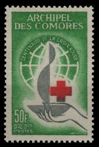 Komoren 1963 - Mi-Nr. 53 ** - MNH - Rotes Kreuz / Red Cross