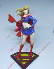Justice League Supergirl Returns Figure 21cm tall PVC Statue Toy No Box