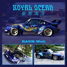 Time Model 1:64 Prosche 993 RWB Royal Ocean Racing Rauh-welt
